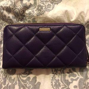 kate spade Bags - Purple Kate Spade wallet